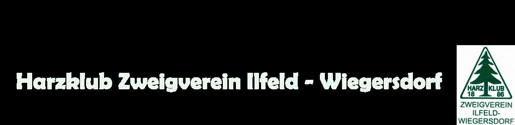 Harzklub  Zweigverein  Ilfeld  –  Wiegersdorf